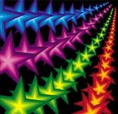 αστέρι σύνθεσης απεικόνιση αποθεμάτων