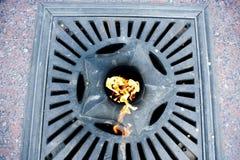 αστέρι της αιώνιας πυρκαγιάς Στοκ φωτογραφία με δικαίωμα ελεύθερης χρήσης