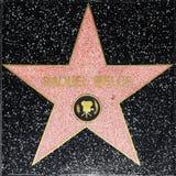 Αστέρι της Raquel Welchs στον περίπατο Hollywood της φήμης Στοκ Εικόνα