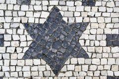 αστέρι του Δαβίδ Στοκ Φωτογραφίες