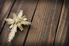 Αστέρι υποβάθρου Χριστουγέννων Στοκ Φωτογραφίες