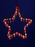 αστέρι φωτισμού στοκ εικόνες