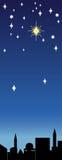 αστέρι Χριστουγέννων Στοκ Φωτογραφίες