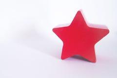 αστέρι 5 γωνιών Στοκ Φωτογραφία