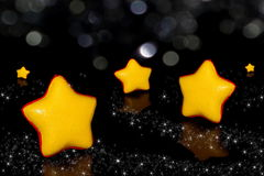Αστέρι Στοκ εικόνα με δικαίωμα ελεύθερης χρήσης