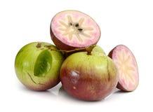 Αστέρι Apple, Chrysophyllum Cainito Στοκ Εικόνα