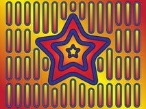αστέρι mola διανυσματική απεικόνιση