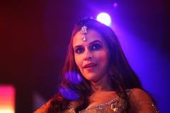 Αστέρι Neha Dhupia Bollywood στοκ εικόνες