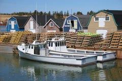 αστακός βαρκών Στοκ εικόνα με δικαίωμα ελεύθερης χρήσης