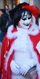 Αστεία αρσενική μάσκα στη Βενετία, Ιταλία, Ευρώπη Στοκ Εικόνες