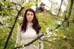 Αστεία γυναίκα προσώπου Στοκ φωτογραφία με δικαίωμα ελεύθερης χρήσης