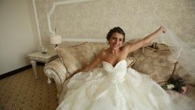 Αστεία εύθυμη νύφη φιλμ μικρού μήκους