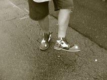αστεία παπούτσια στοκ φωτογραφίες με δικαίωμα ελεύθερης χρήσης