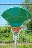 Αστεία στεφάνη καλαθοσφαίρισης στοκ εικόνες με δικαίωμα ελεύθερης χρήσης