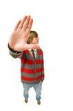 Αστείος βλαστός fisheye του νεαρού άνδρα Στοκ Φωτογραφία