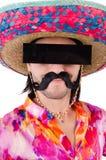 Αστείος μεξικανός Στοκ Φωτογραφίες