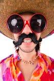 Αστείος μεξικανός Στοκ εικόνες με δικαίωμα ελεύθερης χρήσης