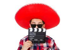 Αστείος μεξικανός στοκ φωτογραφίες με δικαίωμα ελεύθερης χρήσης