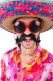 Αστείος μεξικανός Στοκ Εικόνες