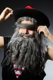 αστείος πειρατής Στοκ φωτογραφία με δικαίωμα ελεύθερης χρήσης