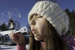 Αστείος χειμώνας! στοκ φωτογραφία με δικαίωμα ελεύθερης χρήσης