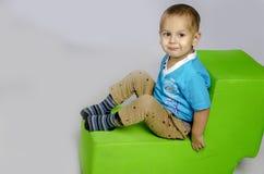Αστείο αγόρι Στοκ φωτογραφία με δικαίωμα ελεύθερης χρήσης