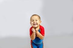 Αστείο αγόρι Στοκ Φωτογραφίες