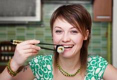 αστείο γεύμα Στοκ φωτογραφίες με δικαίωμα ελεύθερης χρήσης