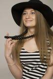 αστείο καπέλο Στοκ εικόνες με δικαίωμα ελεύθερης χρήσης
