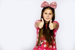 αστείο κορίτσι Στοκ φωτογραφία με δικαίωμα ελεύθερης χρήσης