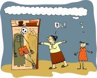 αστείο παλαιό Στοκ φωτογραφίες με δικαίωμα ελεύθερης χρήσης