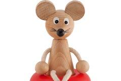 Αστείο ποντίκι παιχνιδιών Στοκ Εικόνα