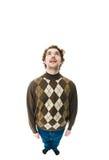 αστείο πορτρέτο Στοκ φωτογραφίες με δικαίωμα ελεύθερης χρήσης
