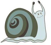Αστείο σαλιγκάρι, διάνυσμα Στοκ εικόνα με δικαίωμα ελεύθερης χρήσης