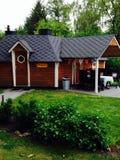 Αστείο σπίτι στοκ φωτογραφία με δικαίωμα ελεύθερης χρήσης
