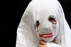 αστείο φάντασμα λίγα Στοκ Φωτογραφίες