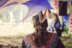 Αστείο φεστιβάλ φεγγαριών Στοκ εικόνες με δικαίωμα ελεύθερης χρήσης