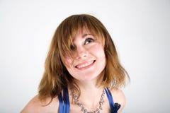 αστείο χαμόγελο Στοκ φωτογραφία με δικαίωμα ελεύθερης χρήσης
