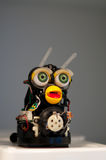 αστείο χειροποίητο ρομπό στοκ εικόνες
