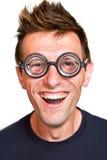αστείο nerd στοκ εικόνες