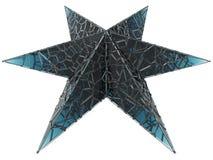 Αστερίας γυαλιού διανυσματική απεικόνιση
