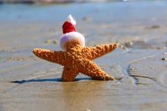 Αστερίας Santa Στοκ εικόνες με δικαίωμα ελεύθερης χρήσης