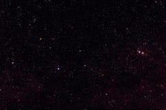 Αστερισμοί Cassiopeia Στοκ Φωτογραφίες
