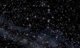 Αστερισμοί Ophiuchus και φιδιών Στοκ Φωτογραφία
