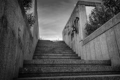 Αστικά βήματα Στοκ Εικόνα
