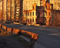 Αστικές αντιθέσεις Στοκ φωτογραφίες με δικαίωμα ελεύθερης χρήσης