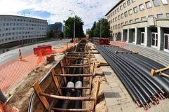 Αστική ανάπτυξη Στοκ εικόνες με δικαίωμα ελεύθερης χρήσης