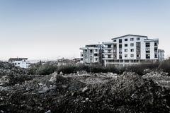 Αστική ανανέωση Marmara στην περιοχή της Τουρκίας Στοκ Εικόνα