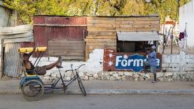 Αστική ζωή Toliara, Μαδαγασκάρη Στοκ εικόνα με δικαίωμα ελεύθερης χρήσης