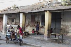 Αστική ζωή Toliara, Μαδαγασκάρη Στοκ φωτογραφία με δικαίωμα ελεύθερης χρήσης